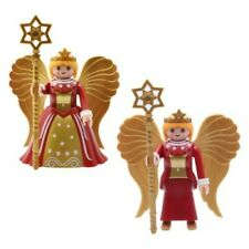 Playmobil Christmas Christmas Angel Baby Jesus Angel Red/Gold