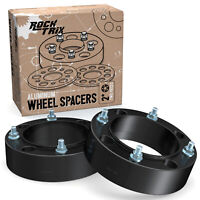 2013+ SuperATV Heavy Duty 2 Aluminum Wheel Spacers for Polaris Ranger XP 900 // Crew 1 Pair - 4//156 mm bolt pattern