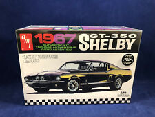 AMT 1967 Shelby GT-350 1:25 Scale Plastic Model Kit 834 New in Box