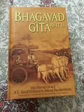 Bhagavad-Gita As It Is by A. C. Bhaktivedanta Prabhupada (1990, Mass Market,...