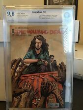 Walking Dead 127 - First appearance of Magna / Outcast Preview - CBCS 9.8! (CGC)