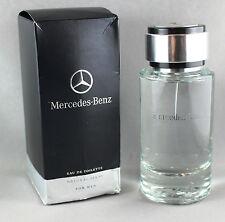 Mercedes Benz EDT For Men 120ml  - Brand New Damaged Box