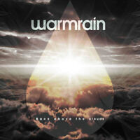 Warmrain : Back Above the Clouds CD 2 discs (2019) ***NEW*** Fast and FREE P & P