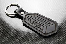 Volvo TurboBrick Leather Keyring Keychain Schlüsselring Porte-clés Turbo 940 244