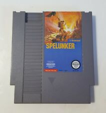 Spelunker - 3 Screw - Nintendo NES Video Game Cartridge