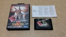 The Revenge of Shinobi (Sega Mega Drive)