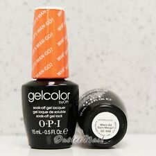 OPI GelColor Brazil Glamazons Collection 2014 - WHERE DID SUZI'S MAN-GO? GC A66