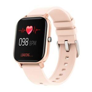 Colmi P8 1.4 inch Smart Watch Men Full Touch Fitness Tracker Blood Pressure Smar