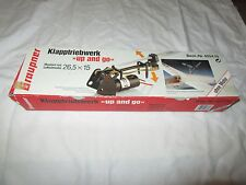 Graupner UP and Go 4554.10 Complete System New Old Stock 3000 mm 4500 mm Planes