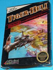 Tiger-Heli - Nintendo NES NES - USA