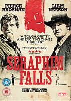 Seraphim Falls (DVD, 2007) Pierce Brosnan. Brand New Sealed