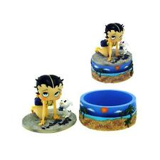 Betty Boop Lidded Trinket Box w/ Pudgy & Camera Character Collectibles NIB 2004