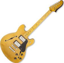 Fender Starcaster, Maple Fingerboard, Natural