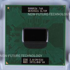 Intel Pentium M 760 (RH80536GE0412M) SL7SM CPU 533/2 GHz 100% Work