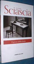 """IL GIORNO DELLA CIVETTA """" di Leonardo Sciascia ed.Spec. Corriere della sera 2016"""