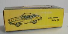 Repro Box Politoys - M Art.514 Alfa Romeo 2600 Coupe GT