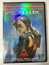 Video Dvd - Aeon Flux - Theron Ws Holographic Cover Excellent (Ex) Worldwide