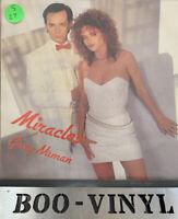 "GARY NUMAN 7"" MIRACLES - VINYL RECORD IN EX CON"