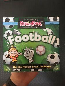 The Green Board Game Brainbox - Football