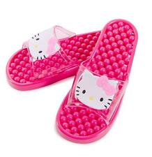 New Cute For Hello Kitty Women Summer Home Bathroom Slippers Shoes (US size 6-8)