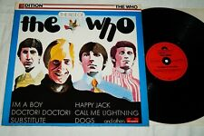 The Who – The Best Of The Who, LP, DE 1984, vg+