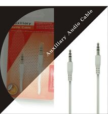 3.5mm Stereo Mini Port Extension Audio Aux Cable For HTC EVO View 4G / HTC Flyer