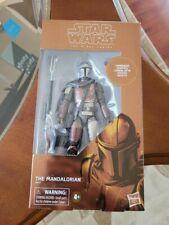 "The Mandalorian STAR WARS The Black Series 6"" Hasbro #94 Carbonized Graphite"
