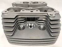 99-06 HARLEY DAVIDSON FRONT CYLINDER HEAD SILVER BLONDE 88 TWIN CAM DYNA TOURING
