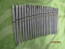 1929 Original Unc Chapel Hill Hill Hall Organ Choir Flute d'amour Pipes 24 Left