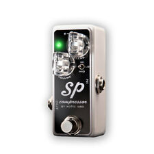 Xotic Sp Compressor Nano-Sized Guitar Comp Effect Pedal New!