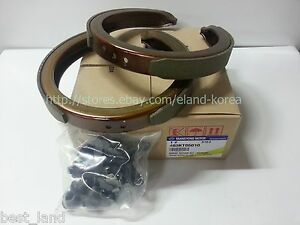Genuine Parking Brake Repair Kit for Ssangyong ACTYON, ACTYON SPORTS #483KT05010