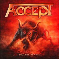 Accept-Blind Rage Vinyl LP Heavy Metal Sticker or Magnet