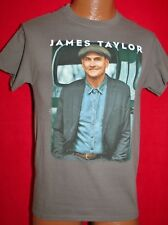 JAMES TAYLOR & His All Star Band 2015 Concert Tour T-SHIRT Adult Small