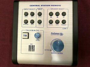 Presonus CSR-1 Remote for Central Station
