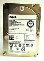 "2.5"" 600GB DELL 07YX58 Savvio 10K.6 SAS 6Gbs HDD Drive SFF PowerEdge ST600MM0006"