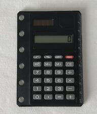 Retro Solar +Battery Calculator and Ruler Combination Tool