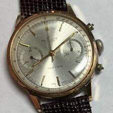 Breitling Top Time Chronograph Watch Model 2000 Runs!