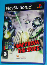 They Came From The Skies - Sony Playstation 2 PS2 - PAL