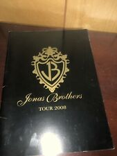 Jonas Brothers When You Look Me In The Eyes Tour Book