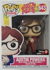Aufsteller & Figuren Movies #643 Figur Funko Austin Powers Red Suit Mike Myers Spy Spion Pop Film, Tv & Videospiele