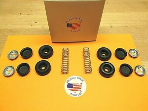 """1960 1961 1962 1963 1964 1965 1966 CHEVY II CORVAIR FRONT WHEEL CYL. KIT 7/8""""USA"""