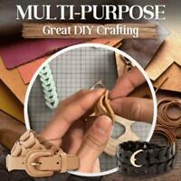Multh-purpose DIY Wooden Die Cutting Leather Molds Tools Leathercrafts J1D0