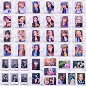 STAYC - STEREOTYPE (1ST MINI ALBUM) OFFICIAL PHOTOCARD POSTCARD SCRATCH CARD US