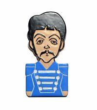 The Beatles Sgt Pepper Cartoon Style Paul McCartney Fridge Magnet Gift Souvenir