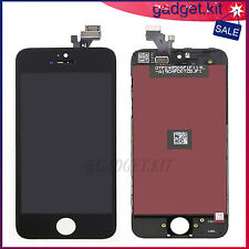 LCD Display Touch Screen Digitizer Assembly Replacement For iphone 5 5G Black AU