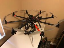 Freefly Cinestar 8 octocopter drone with gimbal and 2 controllers