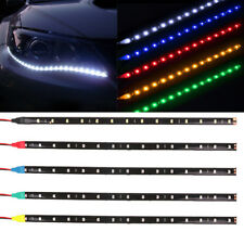 Waterproof Car Auto Decorative Flexible LED Daytime Running Light Strip12V 30cm