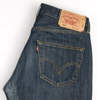 Levi's Strauss & Co Hommes 501 Jeans Jambe Droite Taille W32 L32 ARZ1255