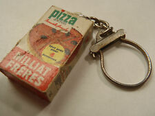 ANCIEN PORTE CLES PIZZA MILLIAT FRERES