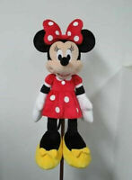 Disney Minnie Mouse Red Dress Plush 25 Inch doll